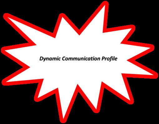 Dynamic Communication Profile